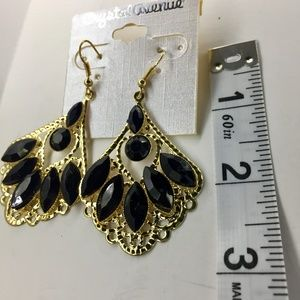 Crystal Avenue Earrings